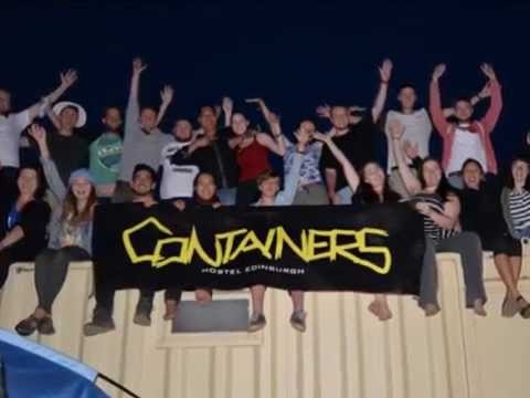 Video of Containers Hostel