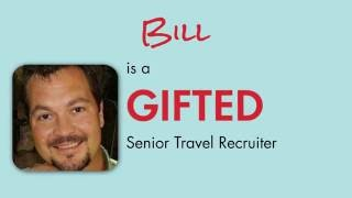 Meet a GIFTED Recruiter - Bill