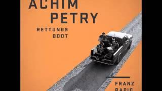 Achim Petry - Rettungsboot (Franz Rapid Mix)