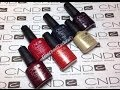 Modern Folklore Collection: Shellac, Vinylux & Additives