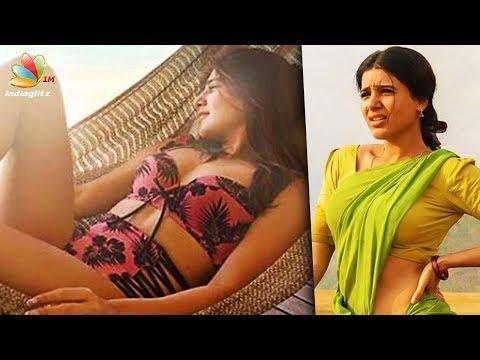 Video Samantha Akkineni in a bikini creates controversy | Hot Tamil Cinema News download in MP3, 3GP, MP4, WEBM, AVI, FLV January 2017