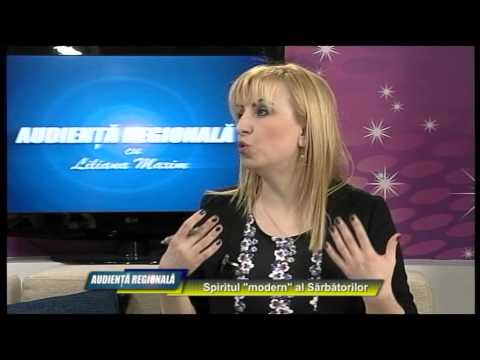 Emisiunea Audienta Regionala – Alexandru Baloi si Alexandru Ursu- 15 aprilie 2015