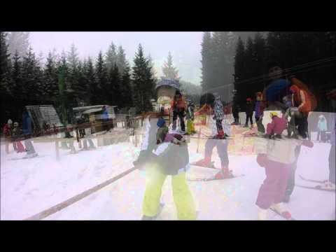 ZŠ Skalička na lyžích 2015