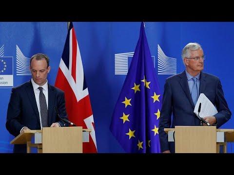 Großbritannien: Brexit - London und Brüssel wollen au ...