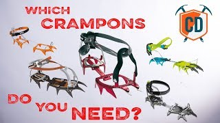 Which Type Of Crampons Do You Need? | Climbing Daily Ep.1583 by EpicTV Climbing Daily