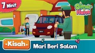 Video Kisah Omar & Hana   Mari Beri Salam MP3, 3GP, MP4, WEBM, AVI, FLV Mei 2019