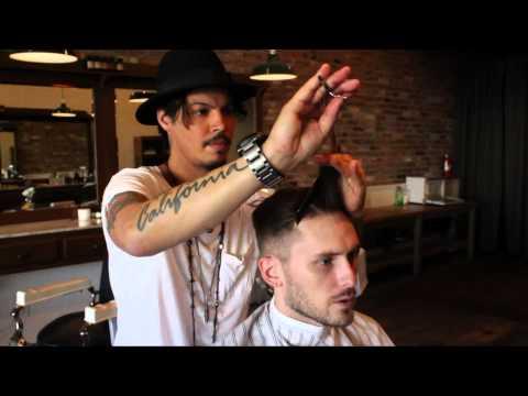 David Beckham / Nick Wooster Inspired Hairstyle – New 2013 Men's Short Haircut