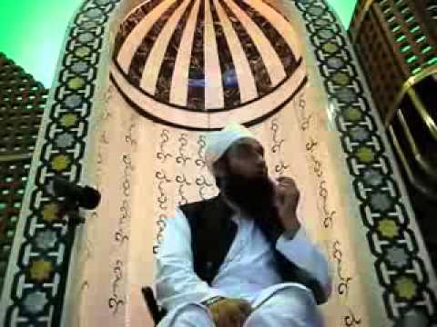 Maulana Tariq Jameel Sahab Bayan Stockholm, Sweden Part 2