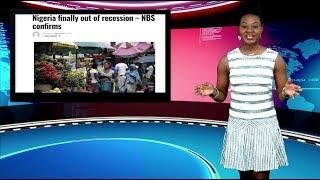 Nigeria Officially Exits Recession