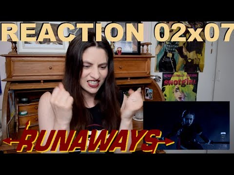REACTION - Runaways 02x07