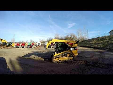 CATERPILLAR CHARGEURS TOUT TERRAIN 289D equipment video L-PgJksgAow