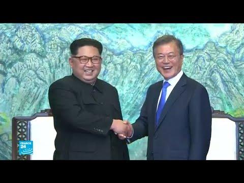 العرب اليوم - الرئيس الكوري الجنوبي يزور واشنطن