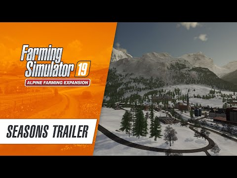 Alpine Farming Expansion is Seasons-ready!