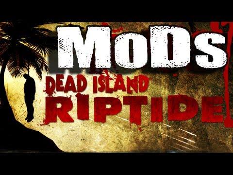 Dead Island Riptide Diamond Edge Mod Blueprint Location (видео)