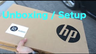 Video Unboxing / Setup Instructions for a new laptop [HP Pavilion Notebook 17] MP3, 3GP, MP4, WEBM, AVI, FLV Agustus 2018