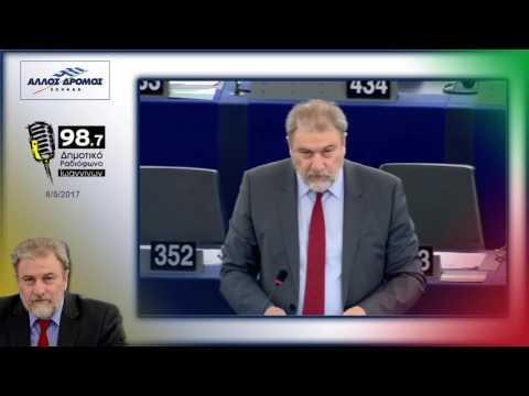 Ο Νότης Μαριάς για τα αποτελέσματα των γαλλικών προεδρικών εκλογών