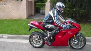10. Ducati 2009 1198s