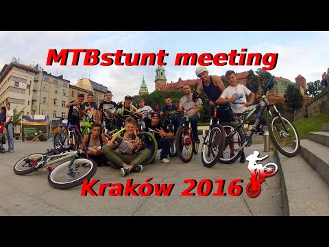 MTBstunt meeting at Tauron Arena Kraków 2016