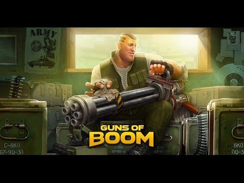Guns of Boom - Video