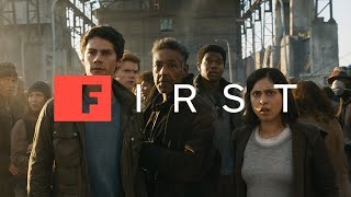 VIDEO: MAZE RUNNER: THE DEATH CURE – Exclusive Deleted Scene With Cast Q/A