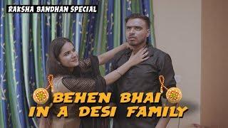Video Behen Bhai In A Desi Family - Raksha Bandhan Special - Amit Bhadana MP3, 3GP, MP4, WEBM, AVI, FLV Januari 2019