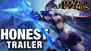 Download Youtube: LEAGUE OF LEGENDS (Honest Game Trailers)