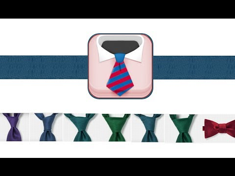 Video of How To Tie a Tie
