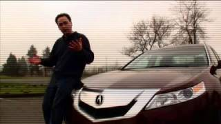 2009 Acura TL Reviewed - DSTV Live #3