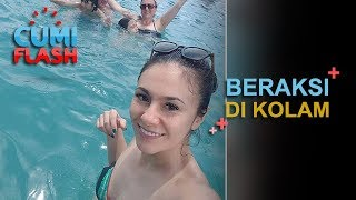 Download Video Seksi Berbikini, Wulan Guritno Langsung Beraksi di Kolam Renang - CumiFlash 08 Januari 2018 MP3 3GP MP4