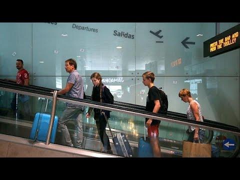 Ταλαιπωρίας συνέχεια στο αεροδρόμιο της Βαρκελώνης