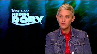 Nonton Tyler Oakley   Ellen Degeneres Celebrate The Release Of Disney Pixar S Finding Dory  Film Subtitle Indonesia Streaming Movie Download
