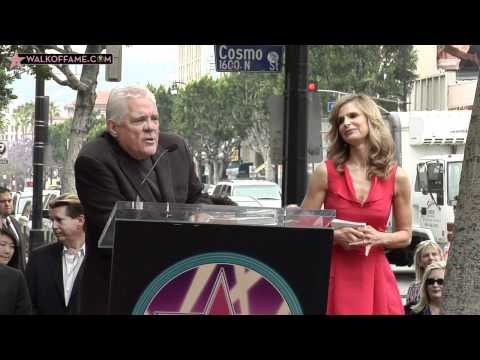Kyra Sedgwick Walk of Fame Ceremony