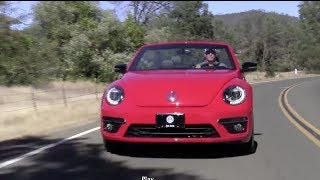 2014 VW Beetle R-Line Review