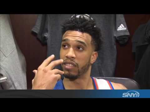 Video: Courtney Lee calls out Wizards assistant coach Sidney Lowe