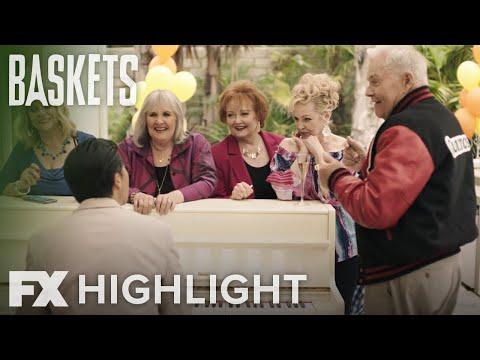 Baskets   Season 4 Ep. 7: The Housewarming Sing-a-long Highlight   FX