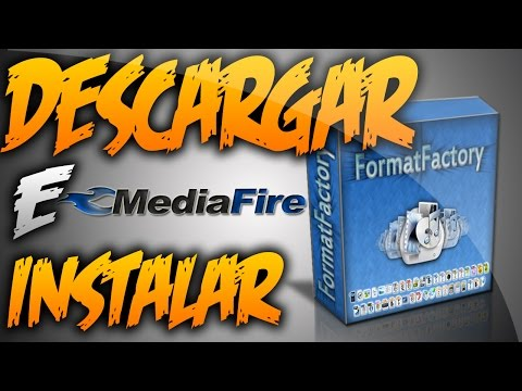 Descargar E Instalar FormatFactory | Full 2014 | Para Windows
