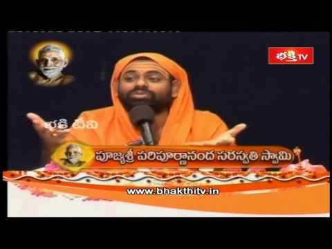 Ramana Maharshi Upadesa Saram Pravachanam by Sri Paripoornananda - Episode 32_Part 1