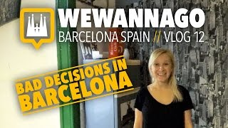 SUBSCRIBE TO WEWANNAGO TV: http://bit.ly/1FxiVp2 INSTAGRAM: https://www.instagram.com/wewannago.tv/TWITTER: https://twitter.com/chris_welzelWe Wanna Go around the world! In vlog #12, we start our journey in Barcelona. Though our intent is to see the city and modern artist Antoni Gaudi's influence... We get way too hung up on our Air BNB. I think we were just too tired and in a bad mood to say nice things.Lesson learned... When you book an Air BNB, listen to the reviews and don't take the most central apartment that you see. Also, be willing to spend more to get what you need. We didn't and you'll see how that turned out.Thanks for watching WeWannaGo TV,Christiaan & Kseniya Welzelhttp://www.wewannago.tvFilmed with a GoPro Hero4, Feiyu G4 gimbal and sony rx10 II