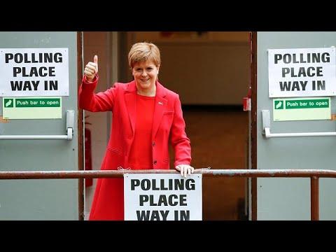 Großbritannien: Schottland ebnet Weg für 2. Unabhängi ...