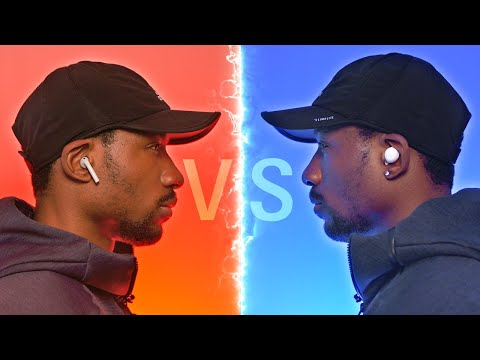 SHOWDOWN: Apple AirPods VS Samsung Galaxy Buds!