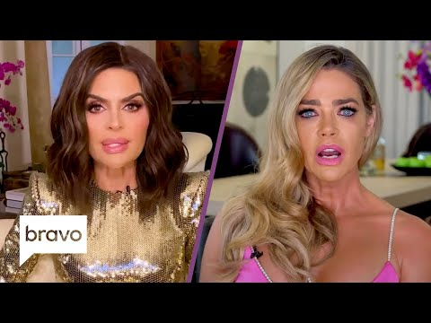 Did Denise Richards Want Lisa Rinna to Lose Her Job? | RHOBH Highlights Season 10 Reunion (S10 Ep17)
