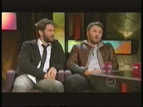 Nash and Joel Edgerton,Stunt Performer and Brother Actor. (видео)