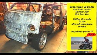 Subaru 360 Hot Rod Van Ep. 5
