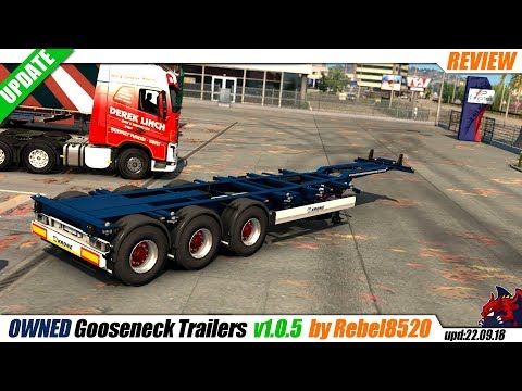 Gooseneck Trailers (owned) v1.0.5