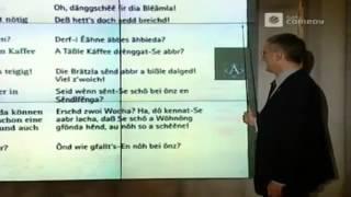 Harald Schmidt Sprachkurs Schwäbisch