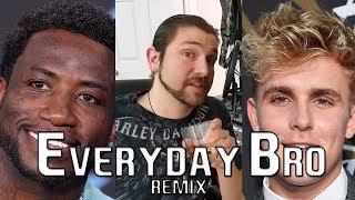 Video JAKE PAUL + GUCCI MANE = RIP ME (It's Everyday Bro Remix) | Mike The Music Snob Reacts MP3, 3GP, MP4, WEBM, AVI, FLV Juli 2018