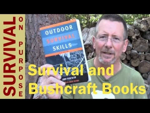 Survival Books and Bushcraft Books – Survival Skills Library