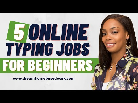 5 Online Transcription Jobs – No Prior Experience