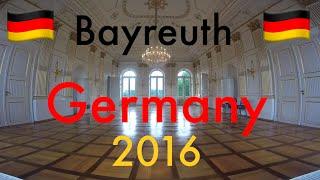 Bayreuth Germany  city photos : BAYREUTH - Germany Travel Vlog 2016