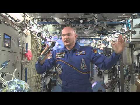 Space Station Astronaut Talks Space with Students 23 October 2014 09 PM